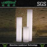 Meubles de fléau de mariage d'éclairage de cylindre de décoration d'éclairage LED (LDX-A07)