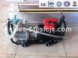 Pressa idraulica di gomma del nastro trasportatore, pressa di vulcanizzazione della cinghia di gomma