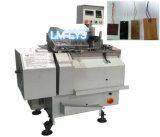 機械(LM-LY3)をひもでつなぐ品質表示票