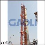 Подъем лифта здания конструкции скорости частоты