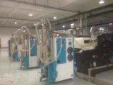 工学プラスチック注入の鋳造物のための乾燥性がある車輪の回転乾燥器のコンパクトの単位