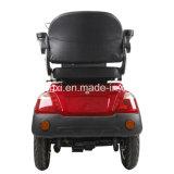 Scooter électrique approuvé de mobilité de double portée de la CE