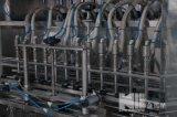 Linha de engarrafamento líquida automática máquina do champô