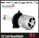 S2 farol do diodo emissor de luz da ESPIGA H4 H13 para o diodo emissor de luz do carro da motocicleta