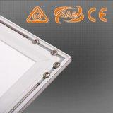 Lâmpada de painel de teto LED de recesso quadrada de 36W