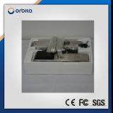 Systeem 304 van het Toegangsbeheer van de Zaal van het hotel Het Slot van de Deur van het Hotel van de Ponsmachine van het Roestvrij staal RFID