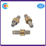 CNC del rame & dell'acciaio inossidabile che lavora manicotto alla macchina esagonale/Pin/vite