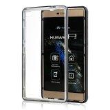 Het nieuwe Transparante Uiterst dunne Mobiele Geval van de Telefoon TPU+PC voor Huawei P8