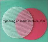 folha do plástico Sheet/PP de 550*1100mm/fabricante ocos ondulados 2-10mm de múltiplos propósitos folha de Correx