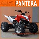 Policía motorizado de Pantera 250cc 4 del estilo del rapaz