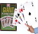 Tarjetas que juegan gigantescas enormes