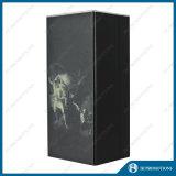 Casella di carta strutturata per la bottiglia del liquore (HJ-PPS01)