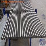 Stahlboden Ck45 und Polierstab