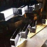 144W kühlen weiße LED-Panel-Studio-Beleuchtung für Film ab