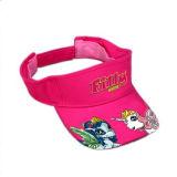 Chapeau promotionnel bon marché de pare-soleil (JRV061)