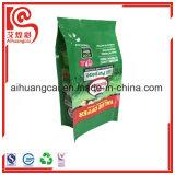 La bolsa de plástico impresa modificada para requisitos particulares para el empaquetado del fertilizante