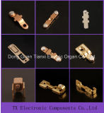 Фикчированный и Moving компонент контакта для термостата
