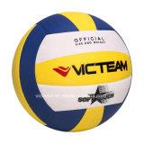 Bola oficial del voleibol de la espuma de la PU del artículo de la talla 5