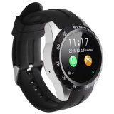 Kw08 Touch Screen Bluetooth impermeável Smart Watch para iPhone Android