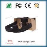 Vr 헤드폰 Vr 유리 갈라진 틈 3D 유리 안경알
