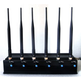 Krachtig Tafelblad Al (2.4G, 3.6G, 4.9G, 5.0G, 5.8G) Blocker van Signalen WiFi
