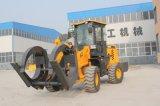 Cargador de la rueda de la calidad del buen precio de la eficacia alta el mejor para la construcción