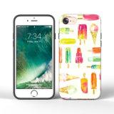 Kundenspezifischer Karikatur-Telefon-Kasten für iPhone 7