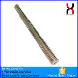 Материал сильной силы магнита неодимия штанги магнитный