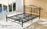 حدث تقليديّ [شنس] غرفة نوم فولاذ ضعف معدن سرير (608#)
