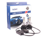 La linterna del coche de las energías bajas del accesorio auto 25W fácil instala 9005 bulbos del automóvil del LED