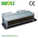 Stato raffreddato ad acqua dell'aria del ventilatore del sistema di HAVC dell'unità orizzontale della bobina/unità tipo a cassetta