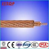 7/4 millimètre de séjour de fil de câble de haubanage échoué par acier