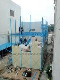 3つの床は調節のための鉄骨構造のモジュラー家をつける