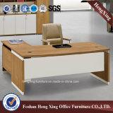 Meubles de bureau blancs de Tableau de bureau de structure en métal de cerise (HX-3108)