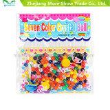 Perles en cristal de boue de cristal colorées Boule Bio Gel pour fleurs / Mariage / Décoration