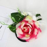 Monili del braccialetto del fiore della Rosa di modo per la ragazza