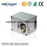 Galvo de laser du Sino-Galvo Jd1403 pour l'inscription en métal de laser et la machine d'impression en métal 3D