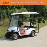 Carro de golfe dos veículos utilitario 2+2-Seater com assento traseiro da ligação em ponte