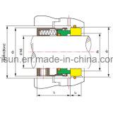 Trisun Ts-8-1 maschinell bearbeitete mechanische Dichtung ersetzen Aesseal M01s, Kran 8-1