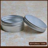 алюминиевые чонсервные банкы 150g для косметик с крышками винта