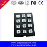 Teclado/teclado econômicos do telefone com 12 chaves
