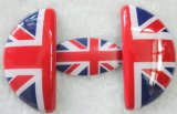 Molette de porte d'Union-Jack Mini Cooper R56-R59 (3PCS/set)