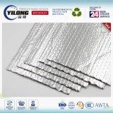 Enveloppe ignifuge r3fléchissante de côté de double d'isolation de bulle de papier d'aluminium