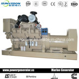 400kVA diesel Generator, kta19-DM van de Motor van Cummins voor Mariene Toepassing