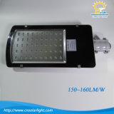 Alto sistema solare di illuminazione stradale di luminosità 80W