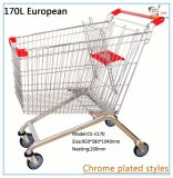carro de compra europeu do estilo 170L