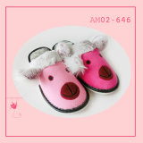 New Winter Shark Desenhos animados quentes Cute Indoor Casual Shoes Slipper