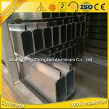 La fabbrica fornisce la parete divisoria di vetro dell'alluminio 6063 6463