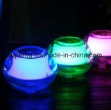 小型水晶香りの拡散器LED夜ライトUSBの拡散器