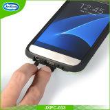 Случая панцыря задней стороны обложки панцыря грома крышка случая гибридного противоударная для Samsung S7